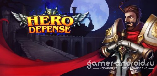 Hero Defense : Kill Undead