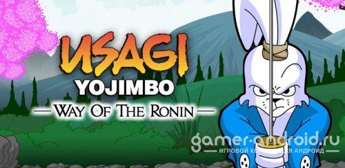 Usagi Yojimbo:Way of the Ronin