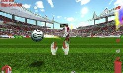 3D Goal keeper