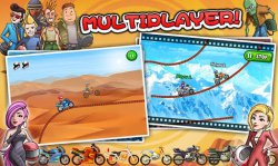 Crazy Bike Multiplayer