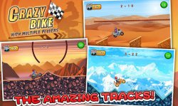 Crazy Bike Multiplayer