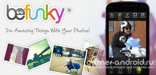 BeFunky Photo Editor - фоторедактор
