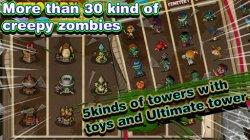 Zombies vs Toys