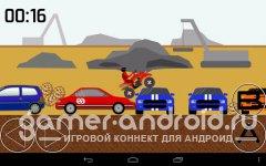 Motocross Rider - 2D Мотокросс