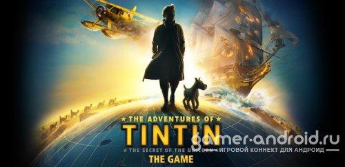 The Adventures of Tintin - Приключения Тинтина: Тайна единорога 3D