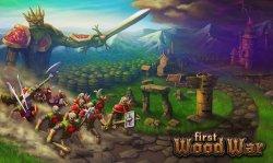 First Wood War - стратегия