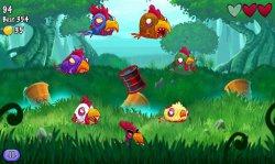 Zombie Chickens