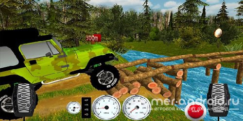 Off road racing 3d