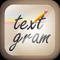 Textgram Pro - создаем красивые текстовые рисунки