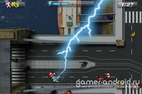 Zeus - Lightning Shooter