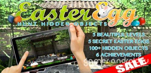 Easter Egg Hunt Hidden Objects