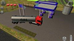 Euro Truck Parking - Припарковываем грузовики
