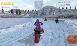 Snowbike Racing