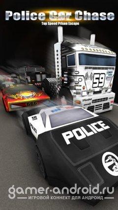 Police Car Chase Prison Escape