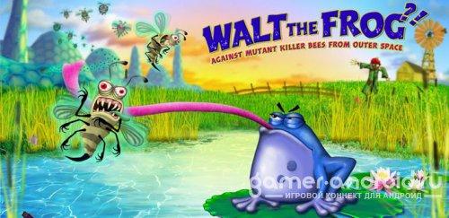 Walt The Frog?!