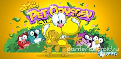 Mundo Gaturro: Pet Odyssey