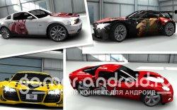 CSR Racing - драг рейсинг