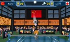 Badminton League 3D - Бадминтон 3D