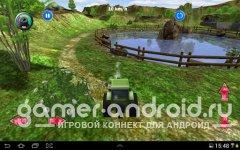 Tractor: more farm driving