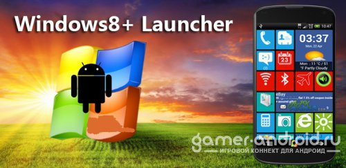 Windows8+ Launcher