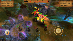 Tower Defense 3D - Fantasy!