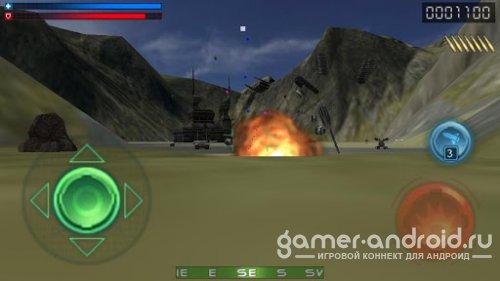 Tank Recon 3D- лучшее танковое сражение