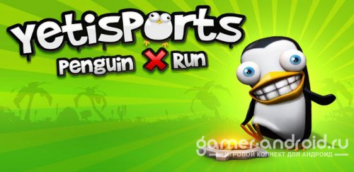 Yetisports Penguin X Run