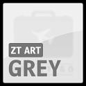 C.Grey Theme GO Launcher EX