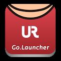 UR Theme GO Launcher EX