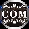 COM 3D Theme GO Launcher EX