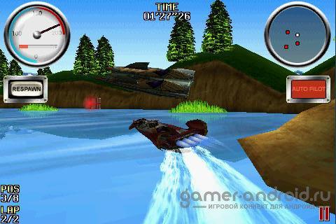 Wave Blazer - гонки на воде