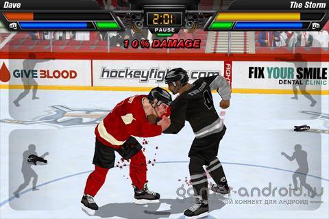 Hockey Fight Pro - хоккейная драка