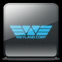 Weyland GO Launcher EX theme