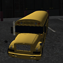 Bus City Parking 3D
