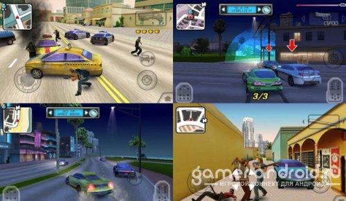 Gangstar: Miami Vindication HD - Подобие GTA