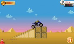 Acrobatic Rider Original
