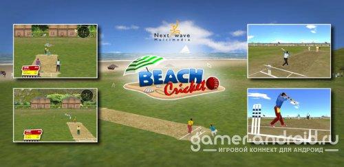 Beach Cricket - Пляжный крикет