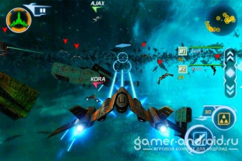 Star Battalion HD - межпланетная война