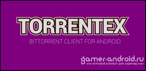Torrentex - Torrent downloader