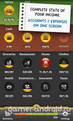 CoinKeeper: expense tracker