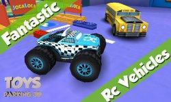 Toys Parking 3D - игрушечная парковка