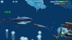 Hungry Shark - голодные акулы