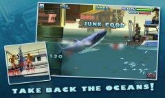 Hungry Shark 3 -третья часть про голодных акул