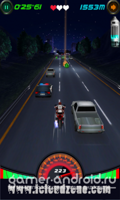 Asphalt Moto - Асфальт мотогонки