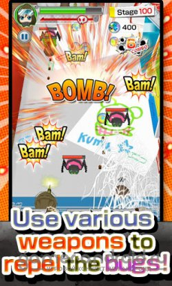 Bugs Army! [Free Shooter Game]