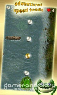 SpeedToad - приключения скоростной жабы