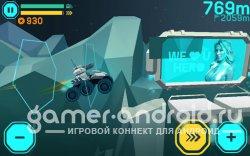 Lynx Lunar Racer - гонки по луне