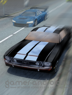 3D FAST SPEED FURIOUS CAR RACE