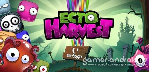"Ecto Harvest - игра по типу ""три в ряд"""