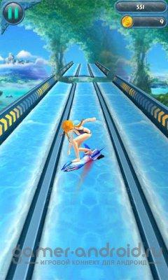 Surfing Girl 3D - серфинк 3D